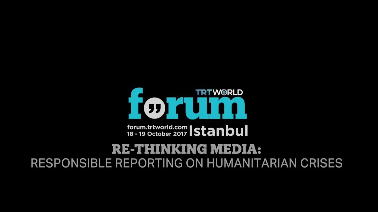TRT World Forum 2017: Re-thinking Media