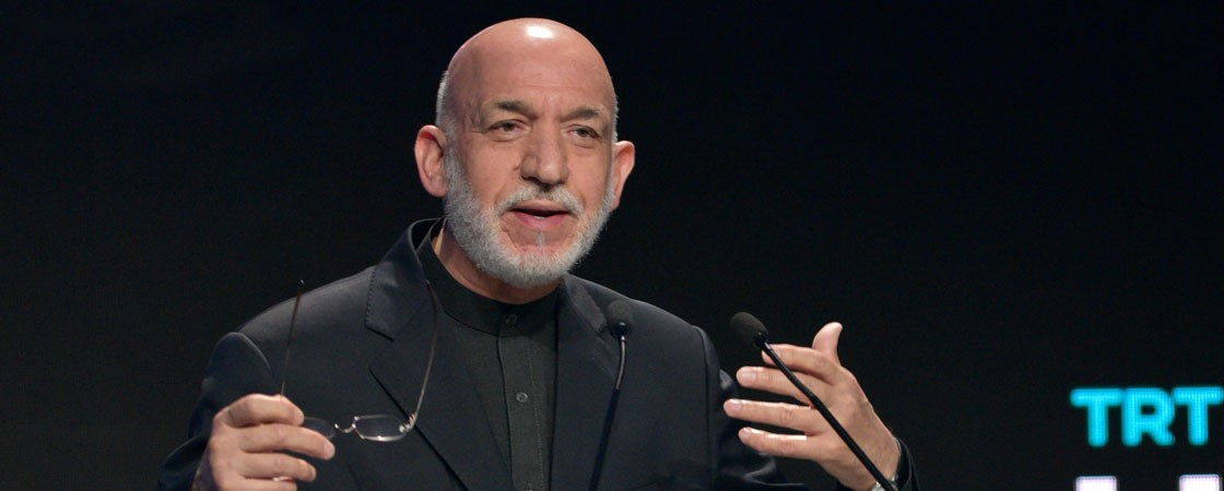 Summary: Hamid Karzai Keynote Speech