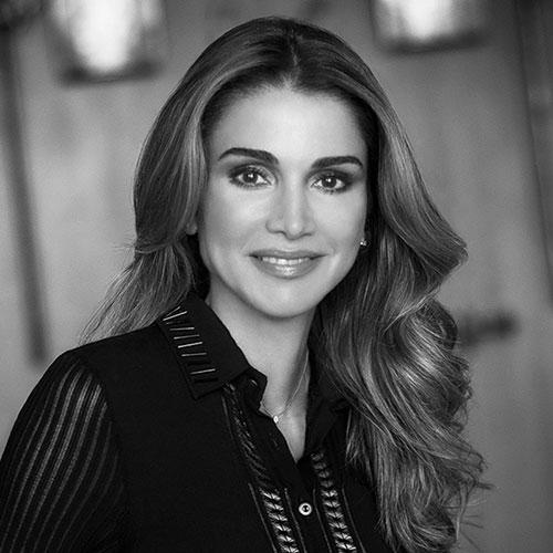 Her Majesty Queen Rania Al Abdullah of Jordan