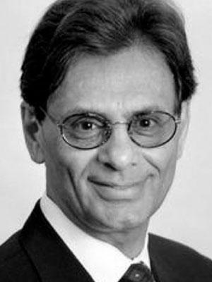 Haroon Siddiqui