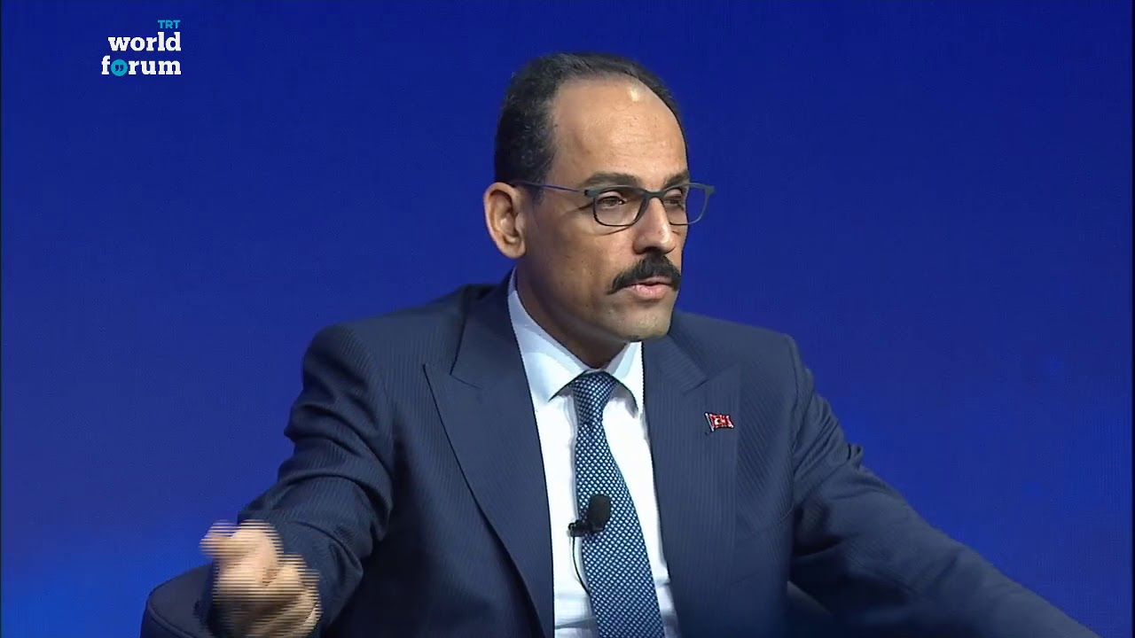 TRT World Forum 2018: Ibrahim Kalin on why the world is so insecure
