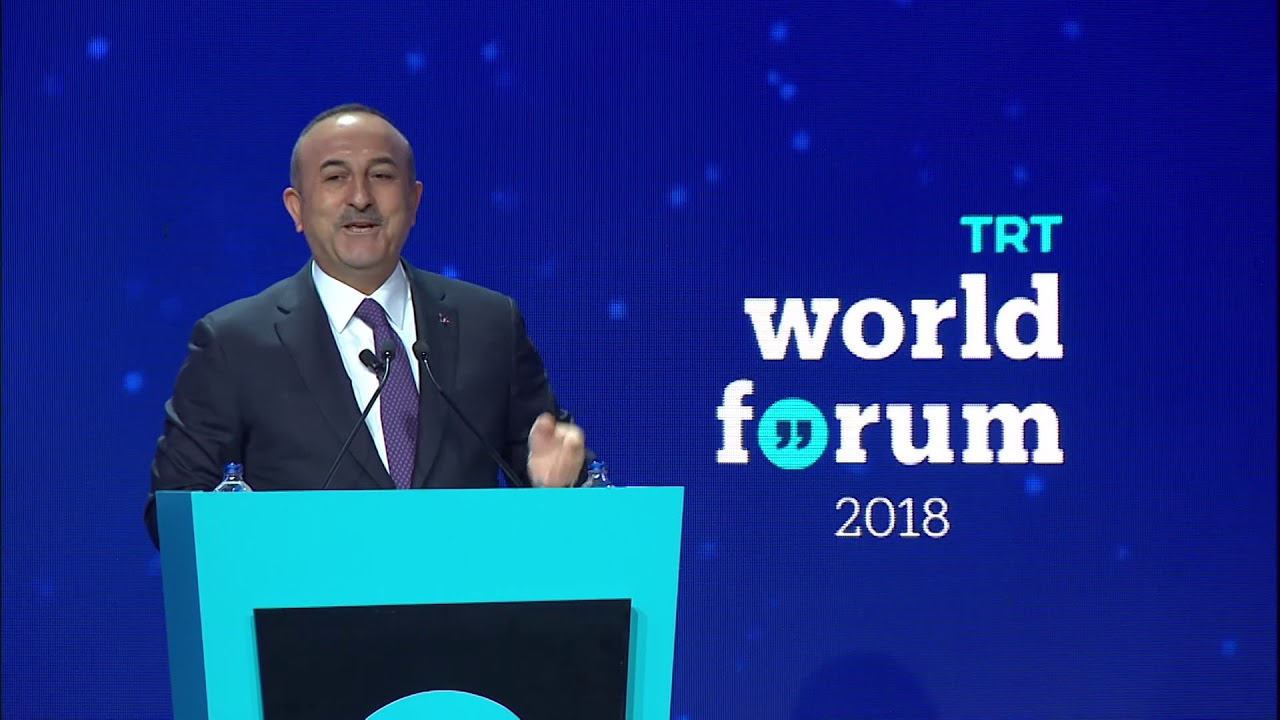 Summary: Mevlüt Çavuşoğlu and Stef Blok Joint Keynote Speech