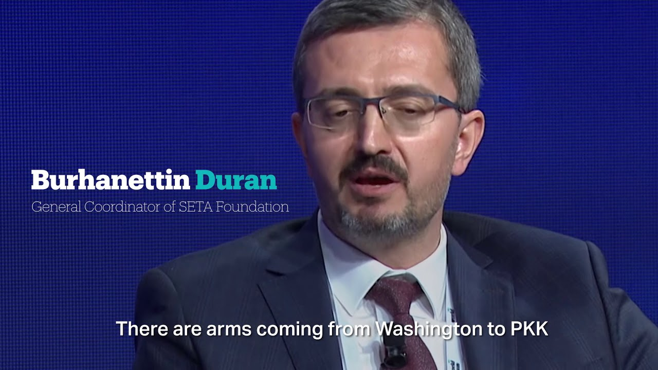 TRT World Forum 2018: Closing Ranks : International Cooperation Against Terrorism