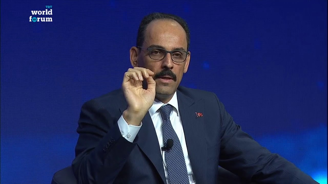 TRT World Forum 2018: Ibrahim Kalin on the resilience of the people of the Muslim world