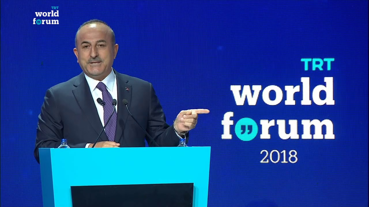 TRT World Forum 2018: Turkey is the most generous country in the world right now