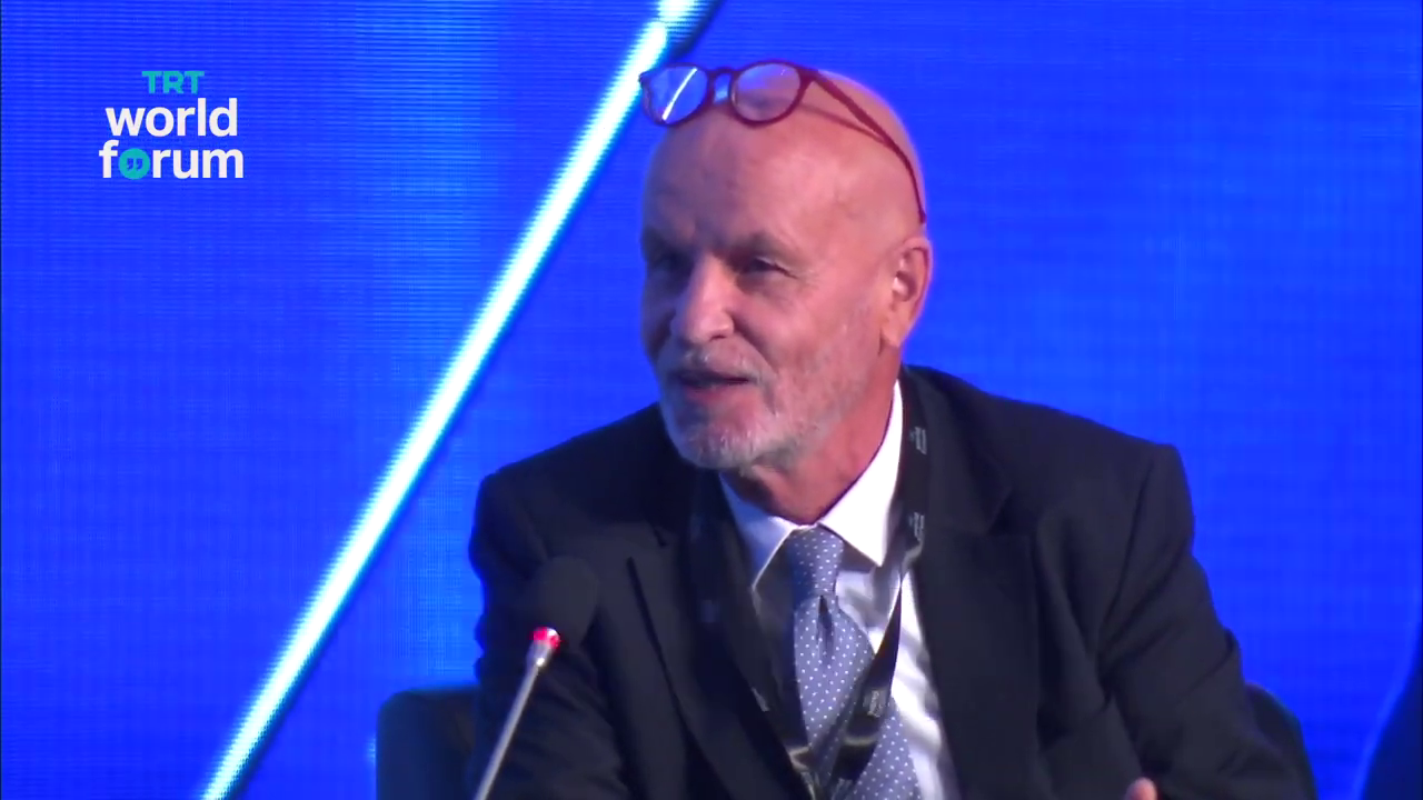 TRT World Forum 2019 Highlight – Francois Burgat