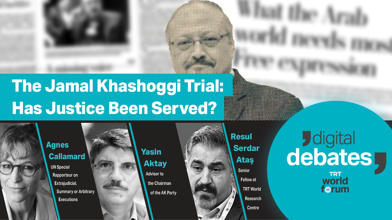The Jamal Khashoggi Trial:  Has Justice Been Served?