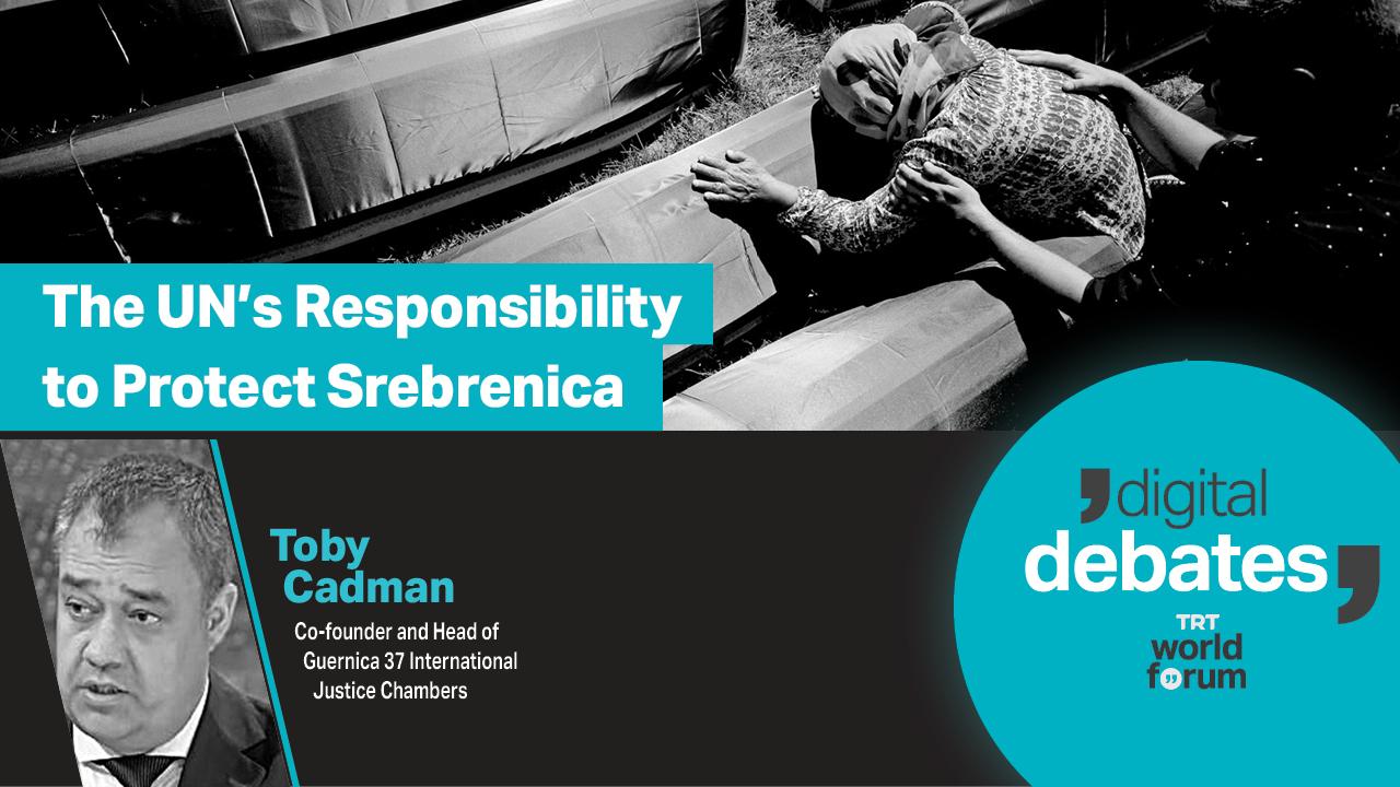 The UN's Responsibility to Protect Srebrenica