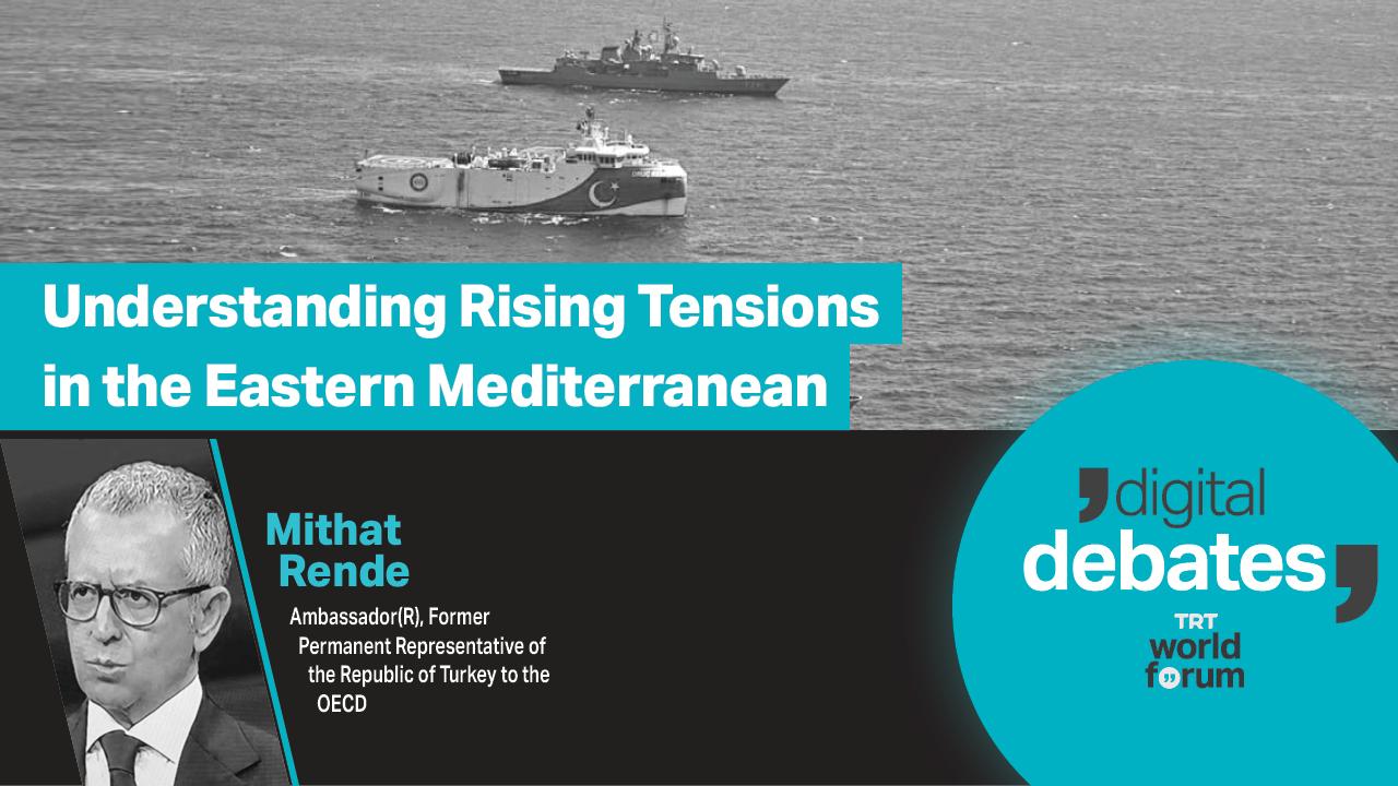 Understanding Rising Tensions in the Eastern Mediterranean