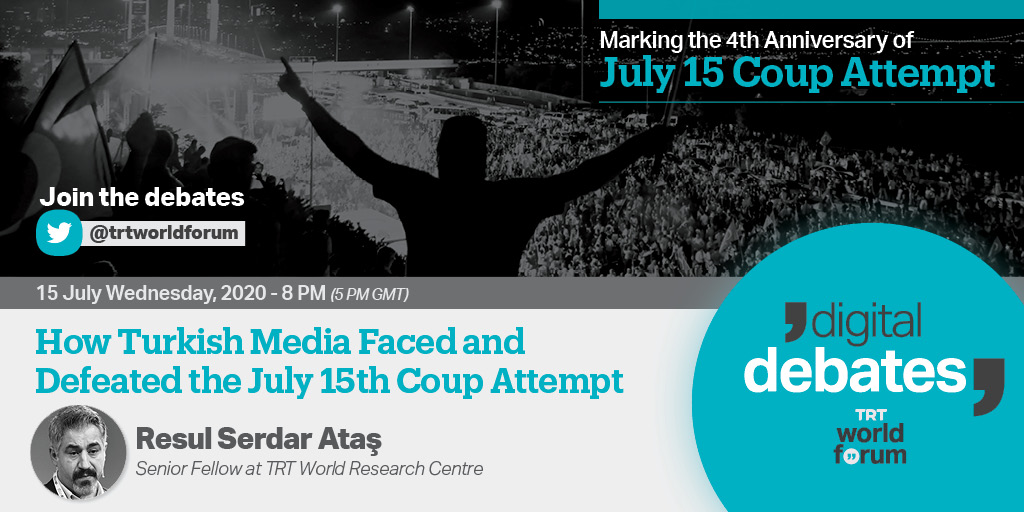 How Turkish Media Faced and Defeated the July 15th Coup Attempt