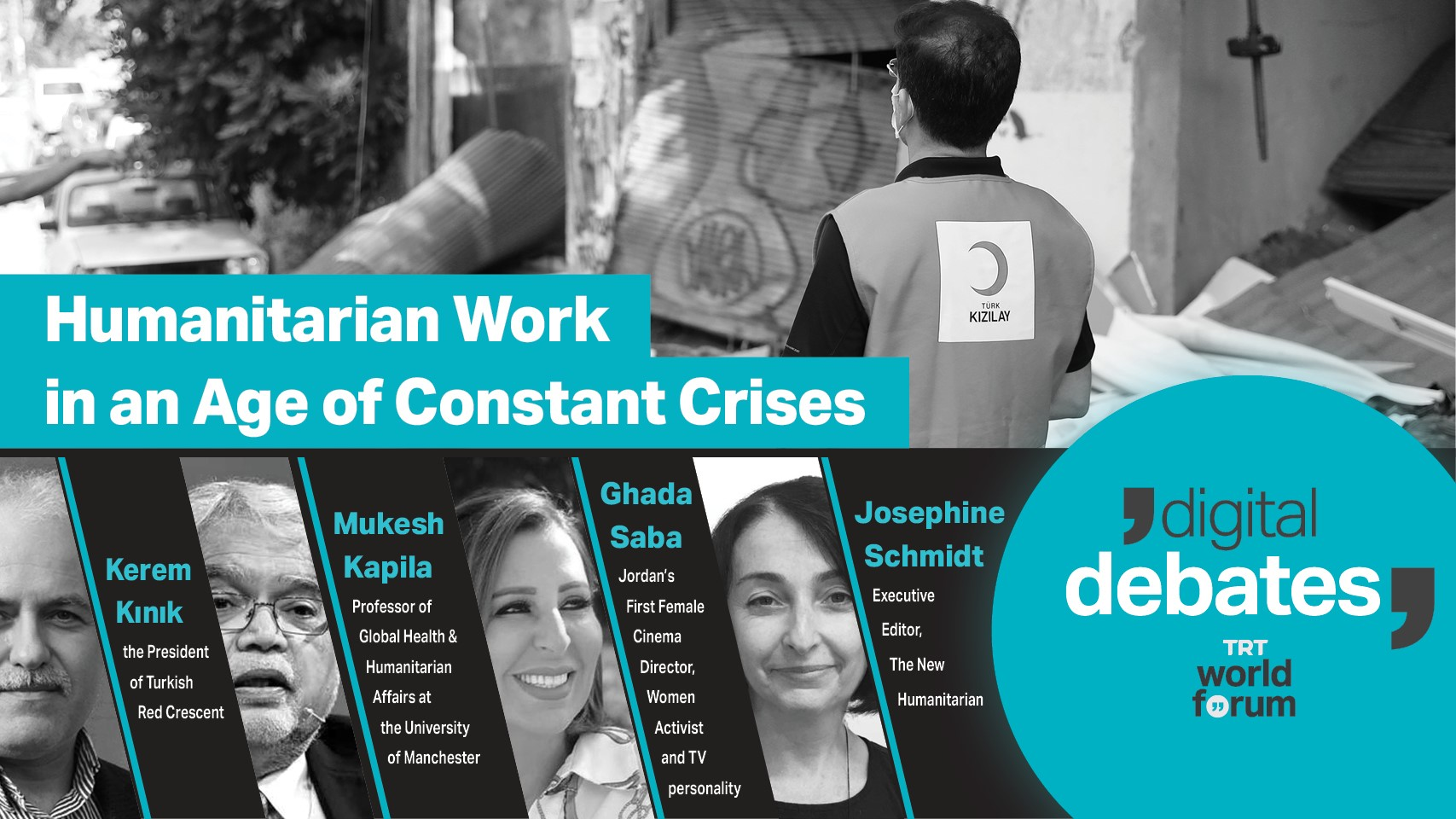 Humanitarian Work in an Age of Constant Crises