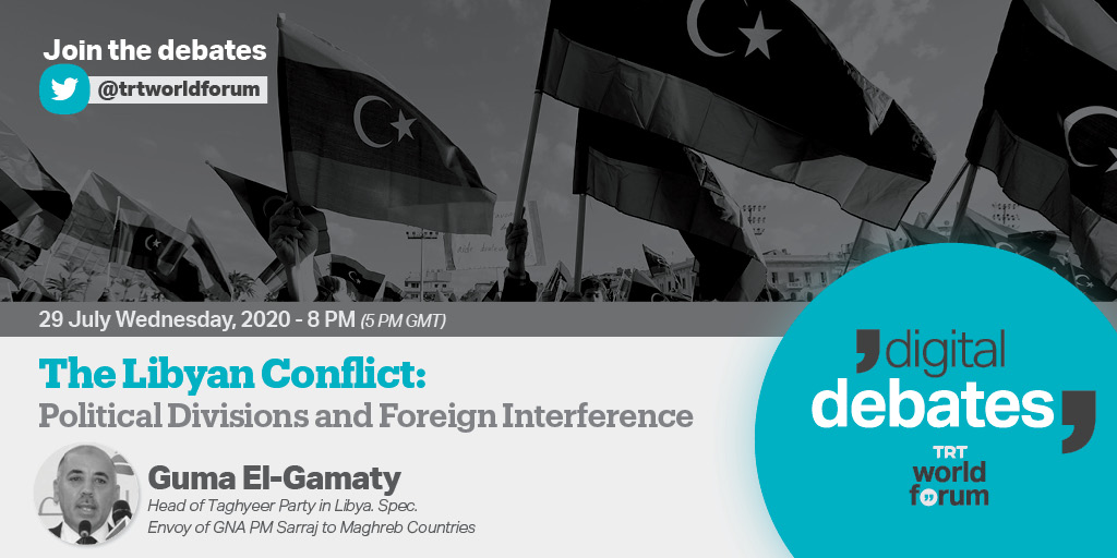 The Libyan Conflict: Political Divisions and Foreign Interference