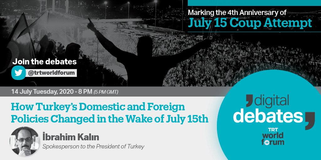 How Turkey's Domestic and Foreign Policies Changes in the Wake of July 15th