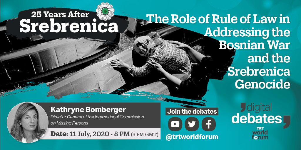 The Role of Rule of Law in Addressing the Bosnian War and the Srebrenica Genocide