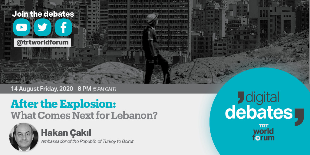 After the Explosion: What Comes Next for Lebanon?