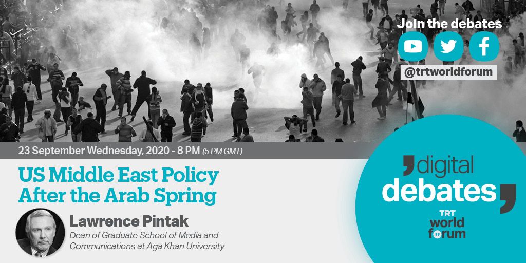US Middle East Policy After the Arab Spring