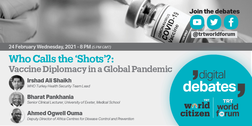 Who Calls the 'Shots'?: Vaccine Diplomacy in a Global Pandemic