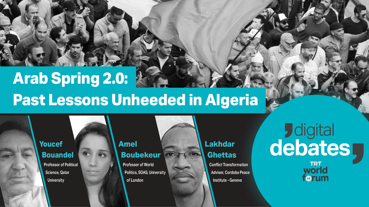 Arab Spring 2.0: Past Lessons Unheeded in Algeria