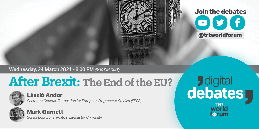 After Brexit: The End of the EU?