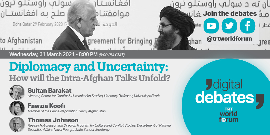 Diplomacy and Uncertainty: How will the Intra-Afghan Talks Unfold?