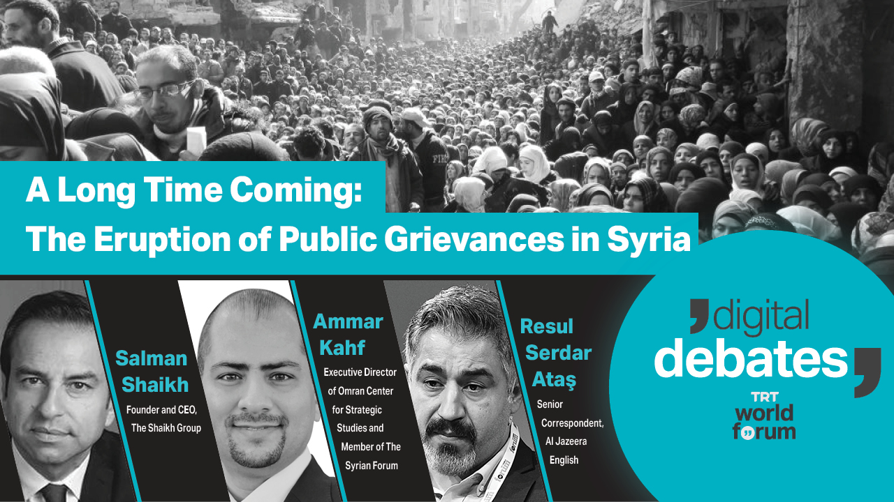 A Long Time Coming: The Eruption of Public Grievances in Syria