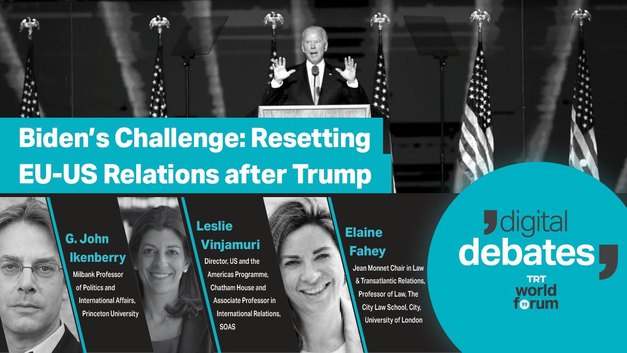 Biden's Challenge: Resetting EU-US Relations after Trump