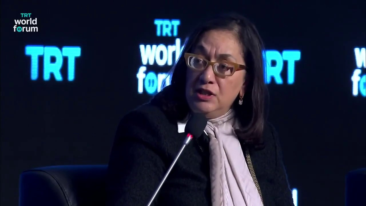 TRT World Forum 2019 Highlights – Maha Azzam