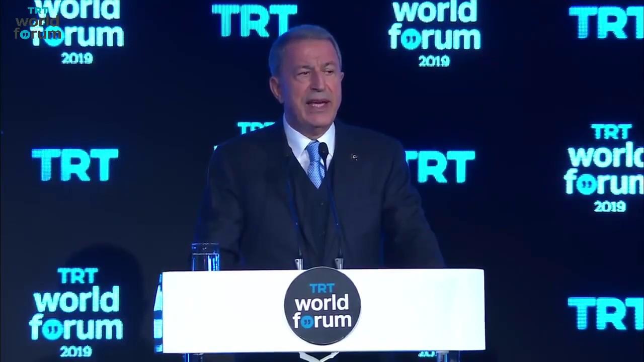 TRT World Forum 2019 Highlights – Hulusi Akar