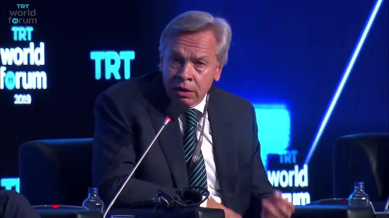TRT World Forum 2019 Highlights – Aleksei K. Pushkov