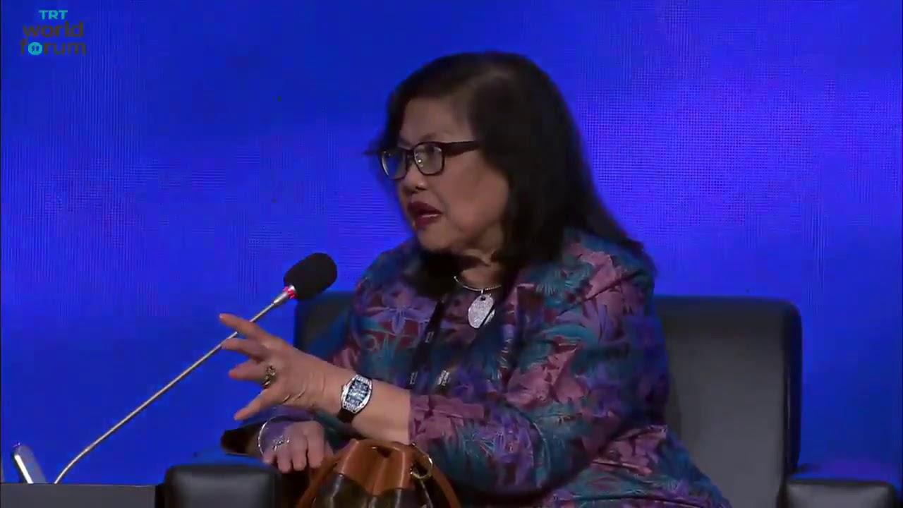 TRT World Forum 2019 Highlights – Rafidah Aziz
