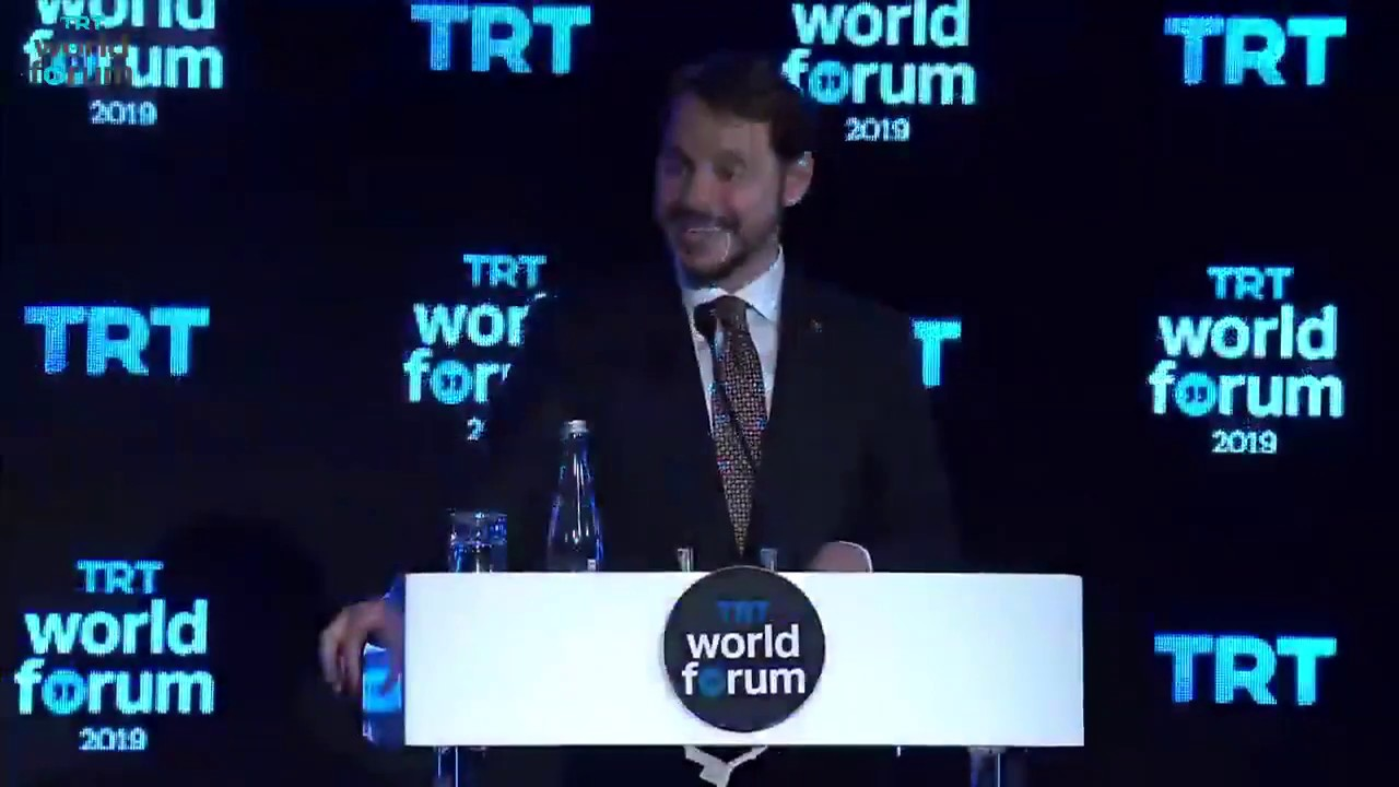 TRT World Forum 2019 Highlights – Berat Albayrak