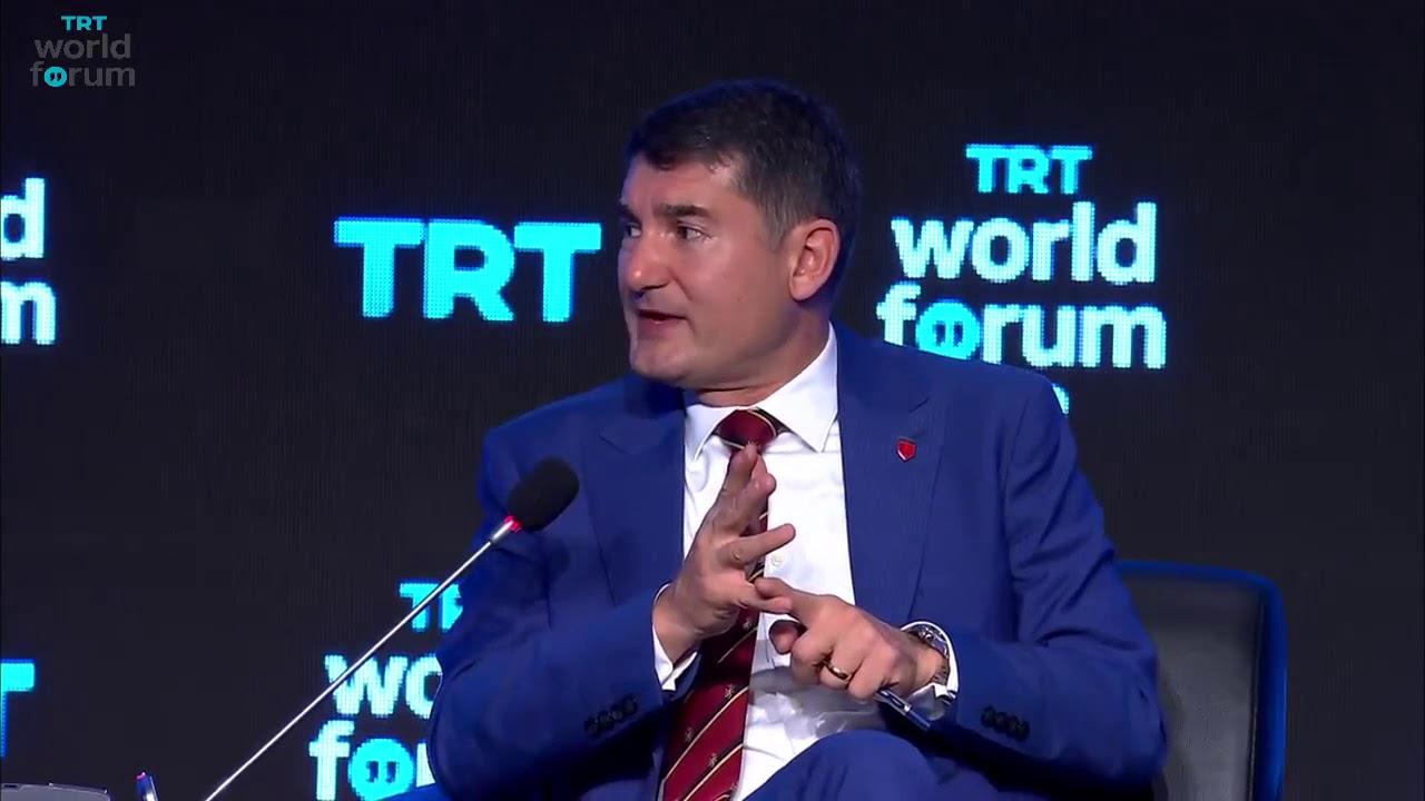 TRT World Forum 2019 Highlight – Çağrı Erhan