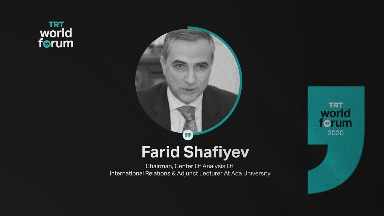 TRT World Forum 2020 Highlight – Farid Shafiyev