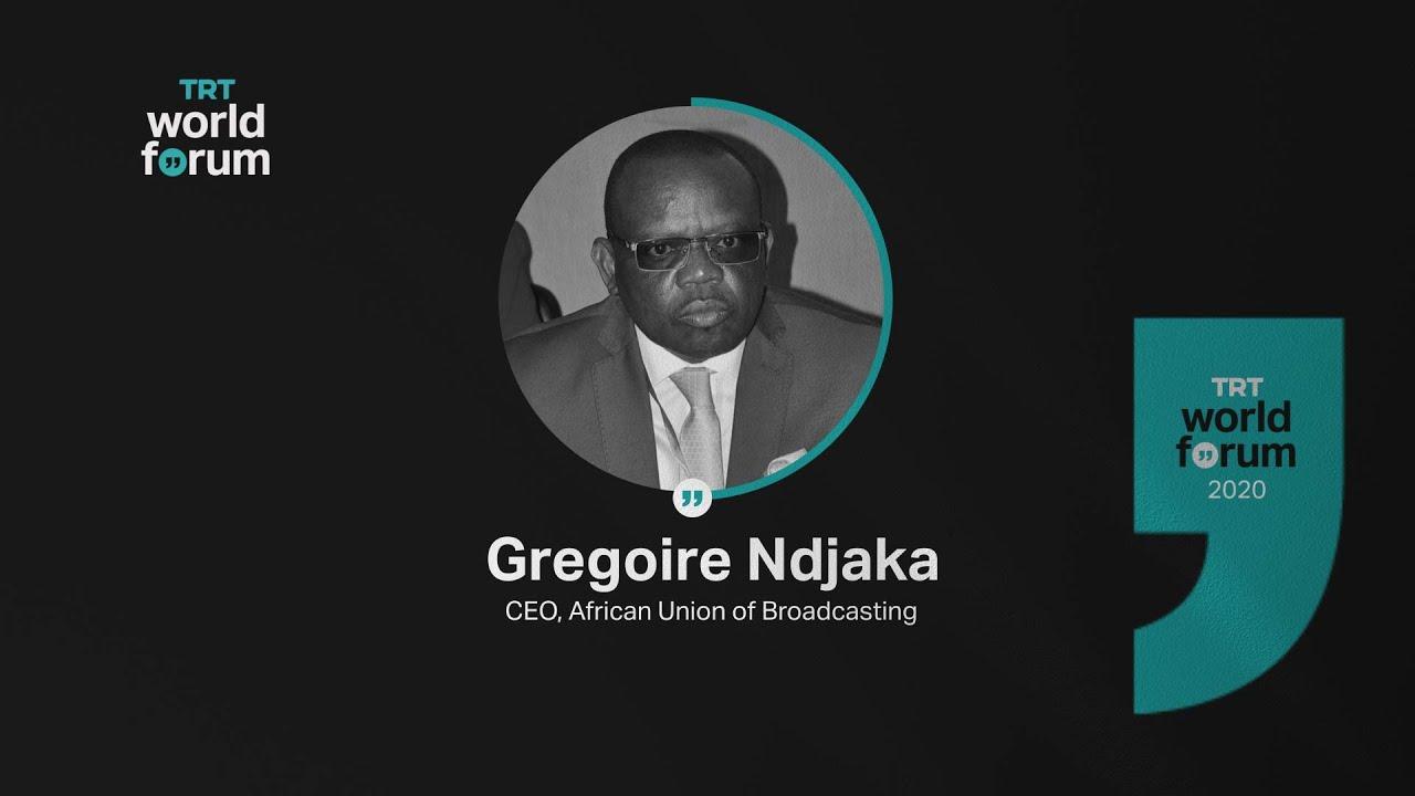 TRT World Forum 2020 Highlight – Gregoire Ndjaka