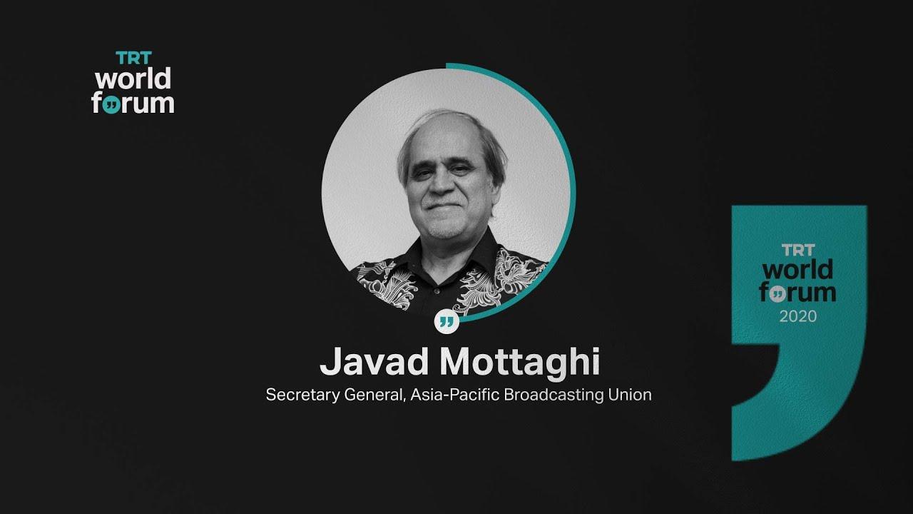 TRT World Forum 2020 Highlight – Javad Mottaghi
