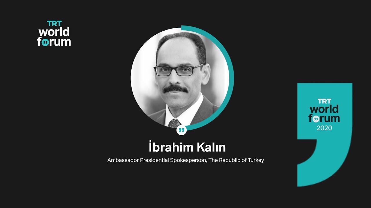 TRT World Forum 2020 Highlight – İbrahim Kalın