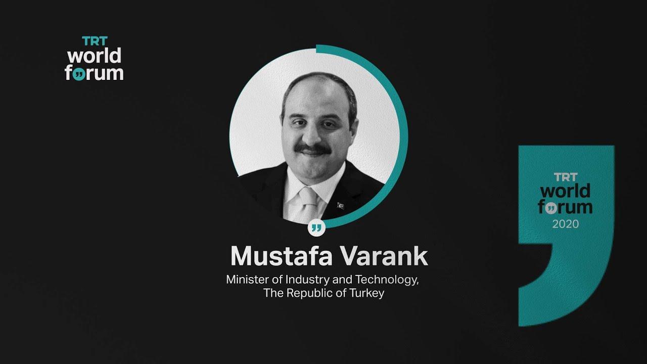 TRT World Forum 2020 Highlight – Mustafa Varank