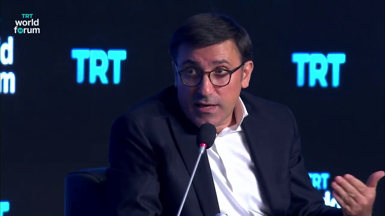 TRT World Forum 2019 Highlight – Talip Küçükcan