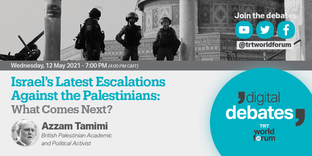 Israel's Latest Escalations Against the Palestinians: What Comes Next?