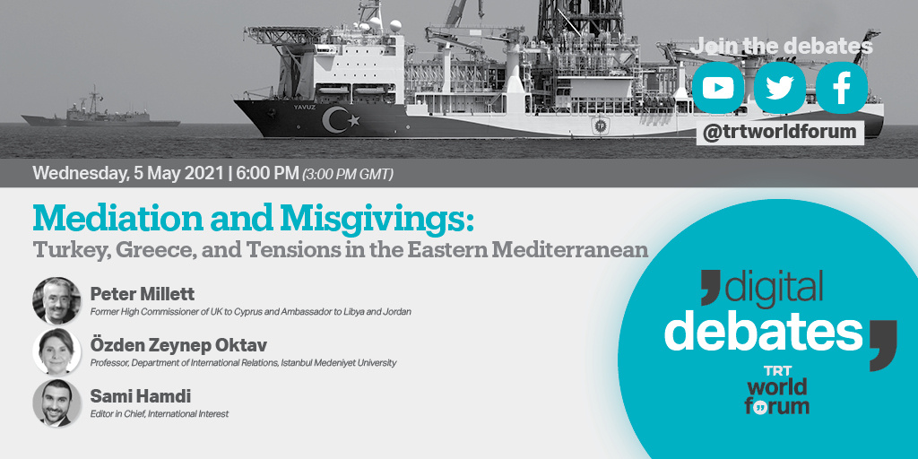 Mediation and Misgivings: Turkey, Greece, and Tensions in the Eastern Mediterranean