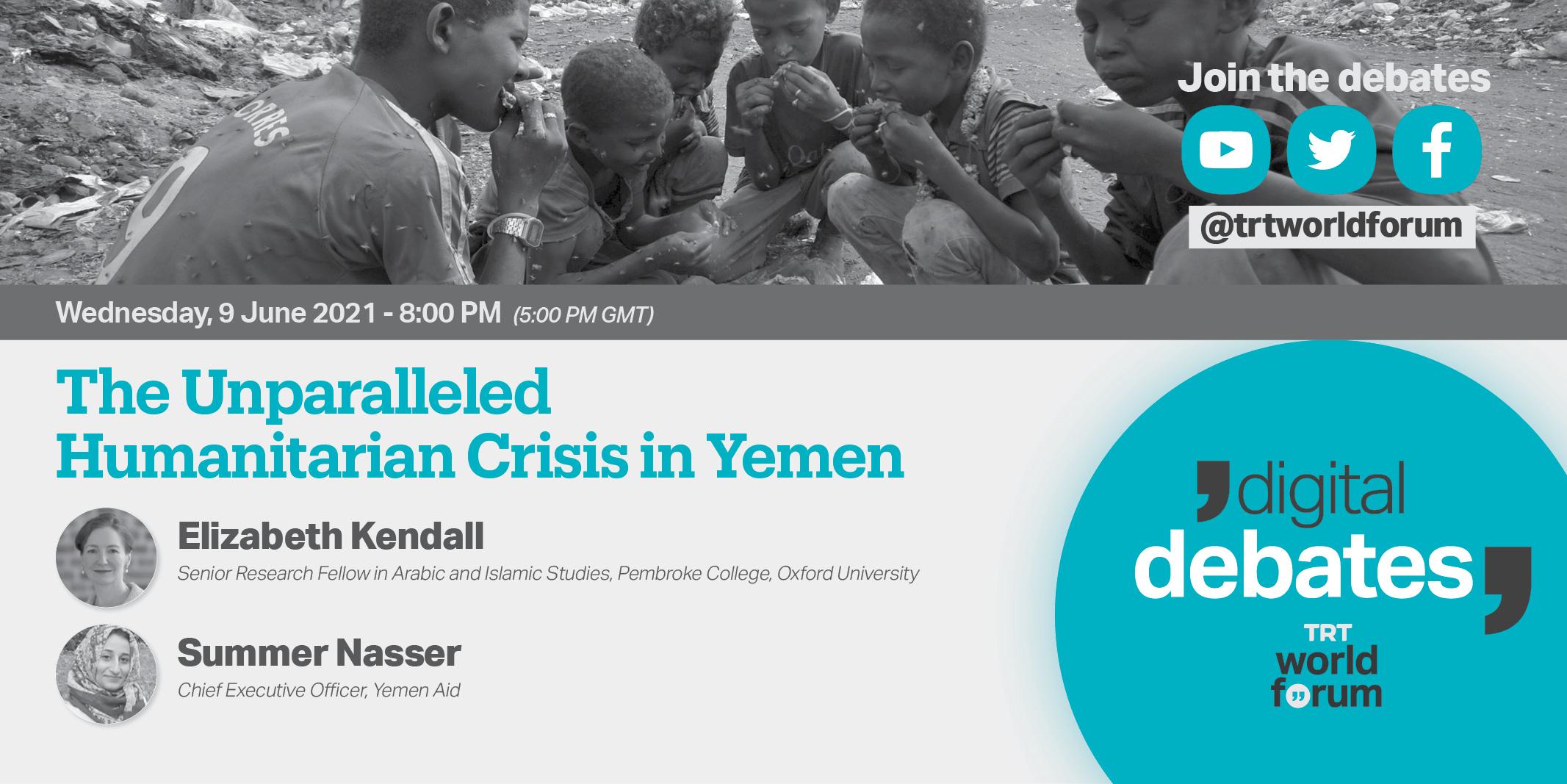 The Unparalleled Humanitarian Crisis in Yemen