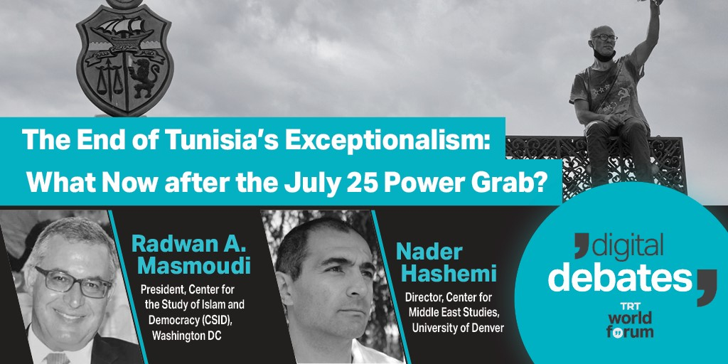 The End of Tunisia's Exceptionalism: What Now after the July 25 Power Grab?