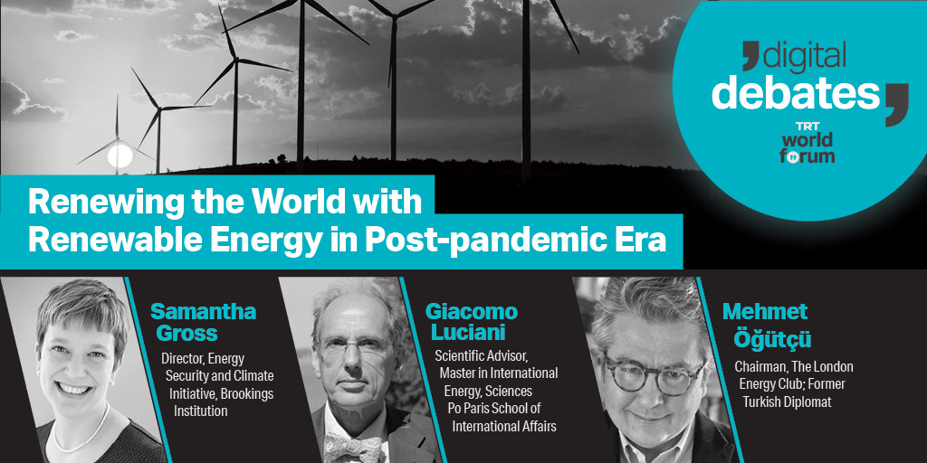 Renewing the World with Renewable Energy in Post-pandemic Era
