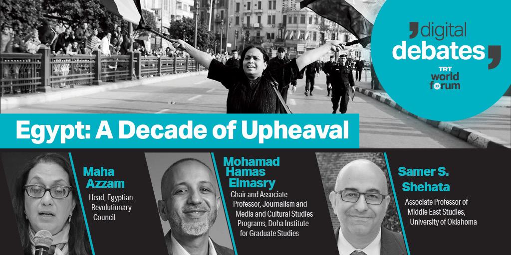 Egypt: A Decade of Upheaval